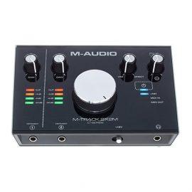 M-Audio M-Track 2X2M | کارت صدا ام-آدیو