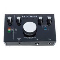 M-Audio M-Track 2X2-سازکالا
