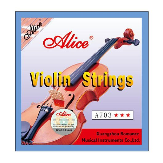 Alice A703 Violin Strings | سیم ویولن |