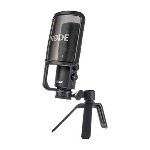 Rode-NT-USB -.ميکروفون-یو اس بی-کاندنسر-رود