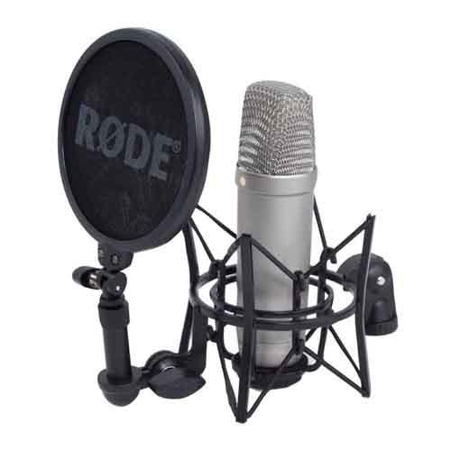 Rode-NT1-A ميکروفون-کاندنسر-رود