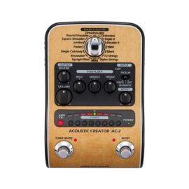 مولتی افکت گیتار آکوستیک ZOOM AC2