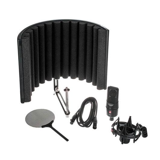 sE Electronics X1 S Studio Bundle | پکیج و ایزولاتور میکروفون کاندنسر اس |