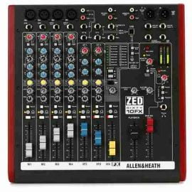 میکسر-allen-heath-ZED60-10FX