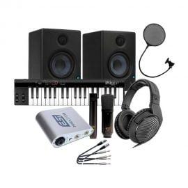 Recording Studio Package | پکیج استودیو کد 04