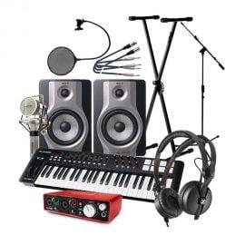Recording Studio Package | پکیج استودیو کد 07