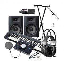 Recording Studio Package | پکیج استودیو کد 05
