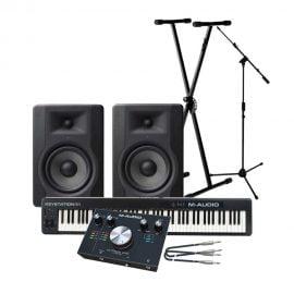 Recording Studio Package | پکیج استودیو کد 08