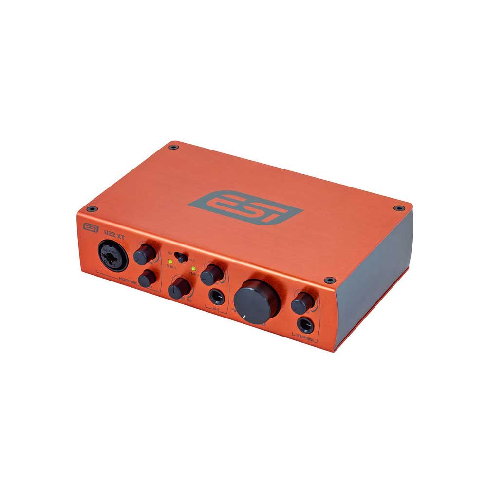 ESI U22 XT USB | کارت صدا ای اس آی