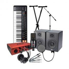 Recording Studio Package | پکیج استودیو کد01