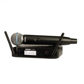 Shure GLXD24E/B58-Z2   میکروفون وایرلس شور