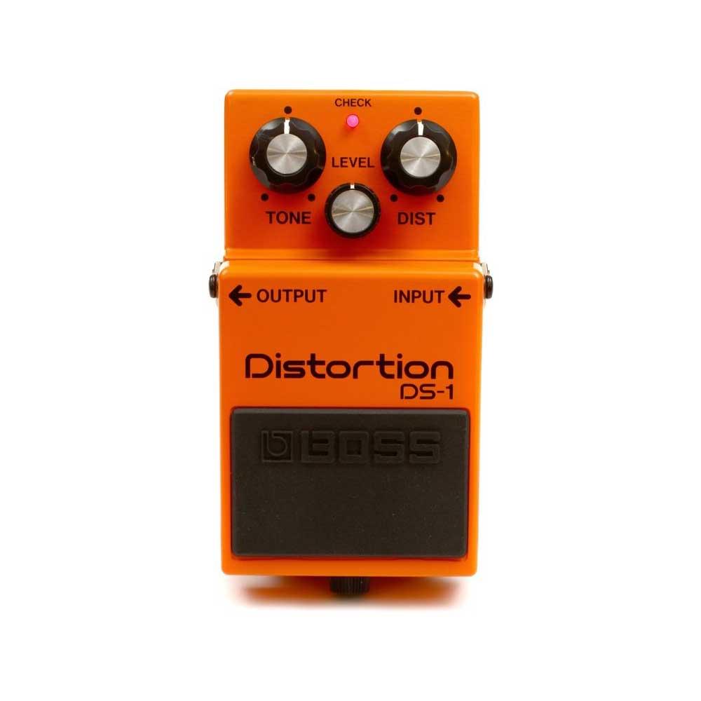 Boss Distortion DS-1 | افکت دیستورشن