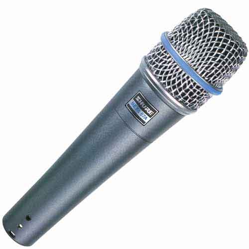 Shure-Beta-57A-میکروفون-داینامیک-شور