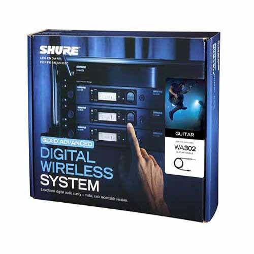 Shure-GLXD14RE-Z2-میکروفون-وایرلس-.شور