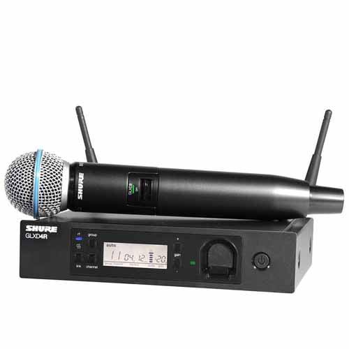 Shure-GLXD-24ES-M-58-Z2-میکروفون.-وایرلس-شور