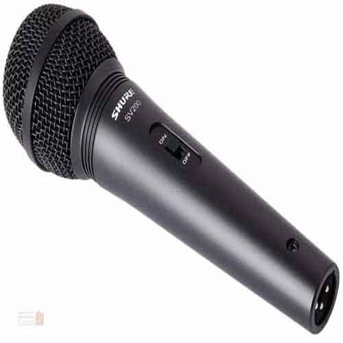 Shure-SV-200 -میکروفون-داینامیک.-شور