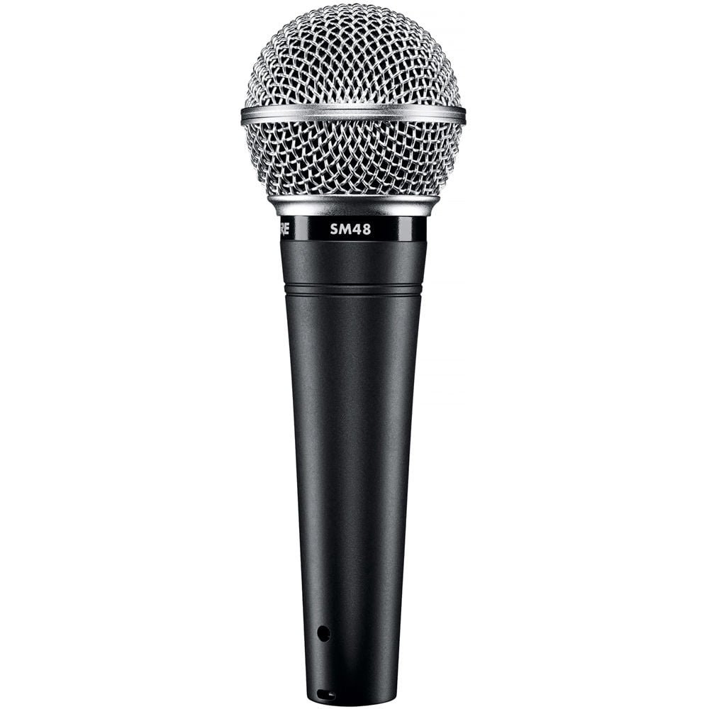 Shure SM48S   میکروفون داینامیک شور