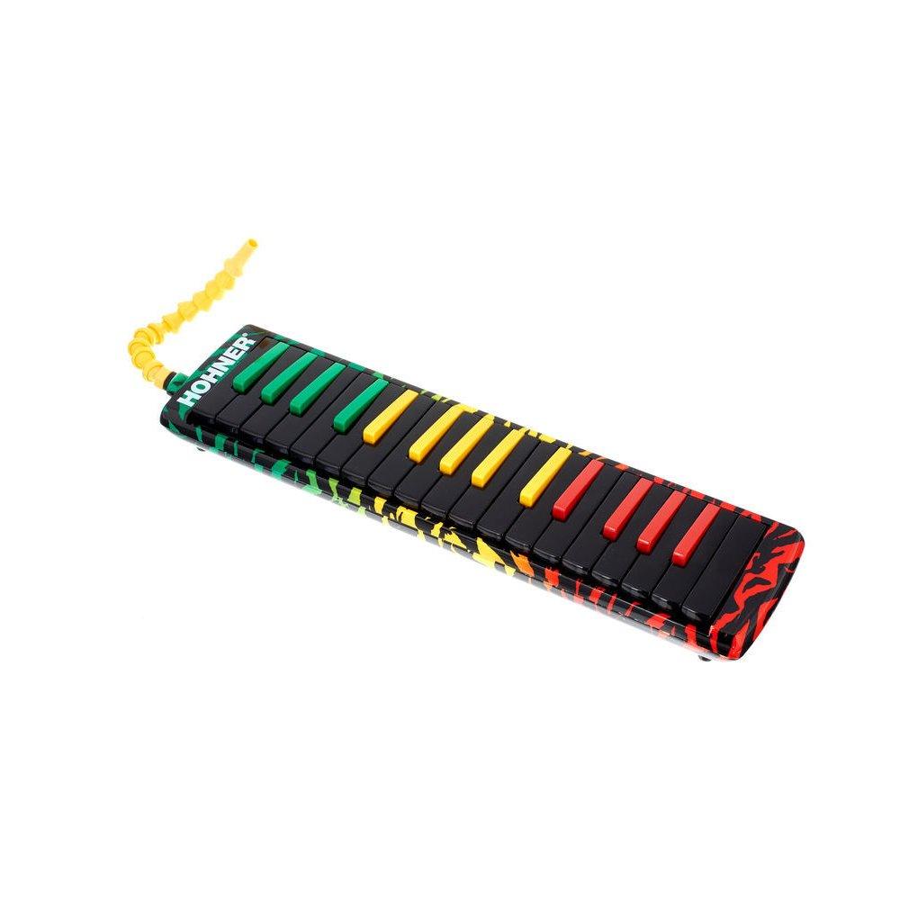 Hohner 32 key airboard rasta melodica | ملودیکا هوهنر