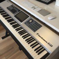 Roland Fantom G8 - سازکالا