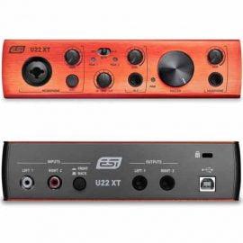 قیمت کارت صدا ای اس آی ESI U22 XT USB