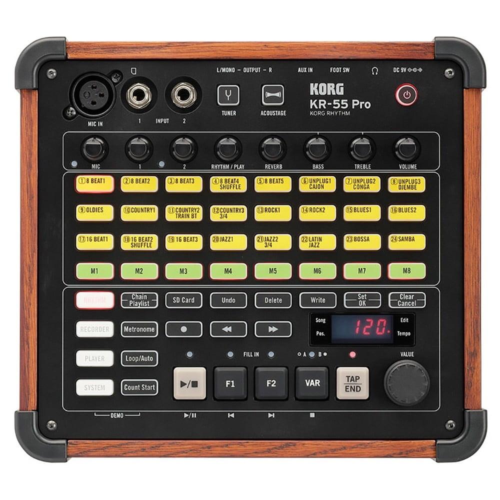 Korg KR55 Pro | ریتم ماشین کرگ
