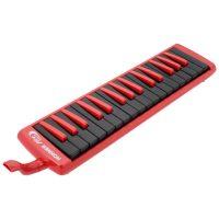 Hohner 32 key fire red-سازکالا
