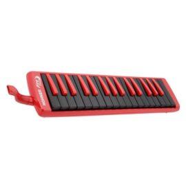 ملودیکا-Hohner-مدل-32key-fire-red