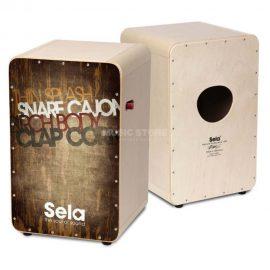 SELA SE079 CASELA PRO VINTAGE BROWN CAJON | کاخن سلا