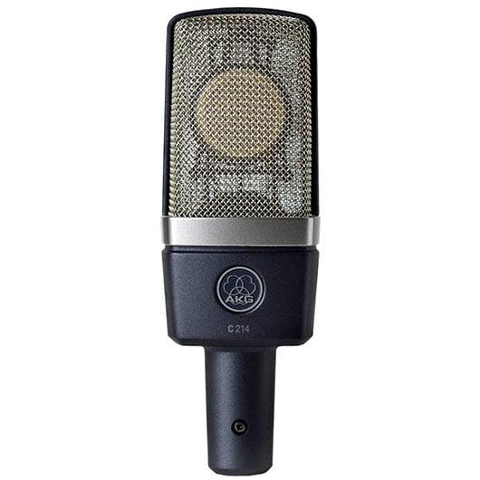 AKG C214 | میکروفون کاندنسر ای کی جی