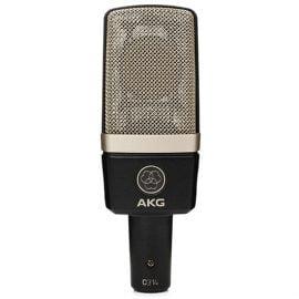 AKG C314 | میکروفون کاندنسر ای کی جی