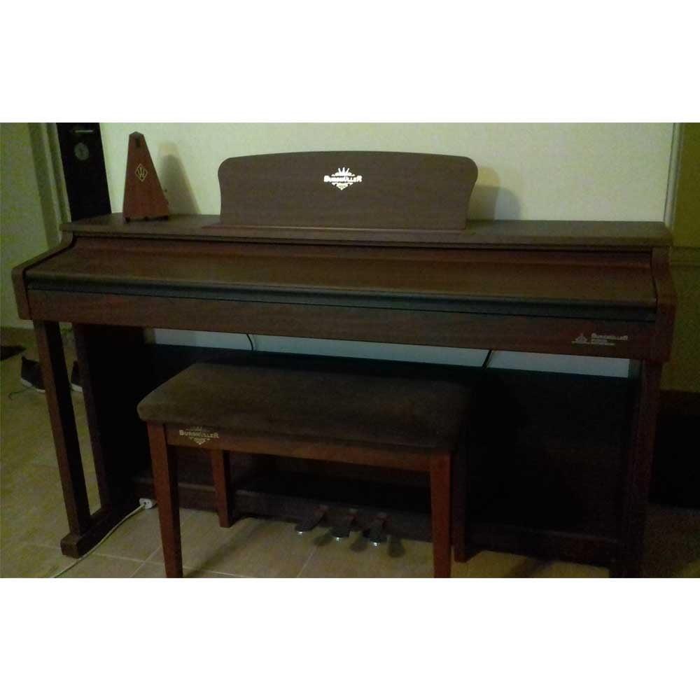پیانو دیجیتال برگمولر مبله 280bm