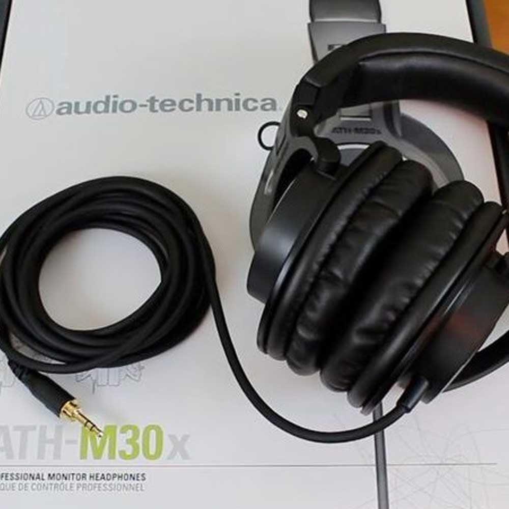 هدفون استودیویی audio technica ath-m30x