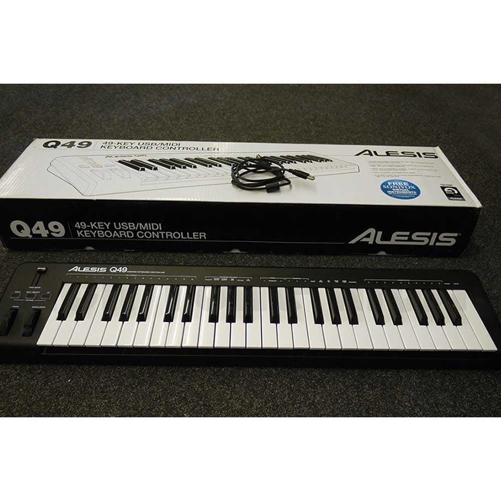 میدی کنترلر استودیو Alesis Q49