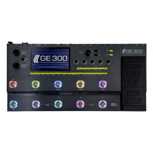 مولتی افکت گیتار الکتریک Mooer GE300