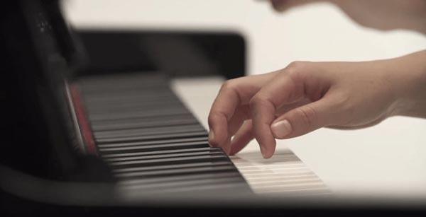 عملکرد کلیدهای پیانو YDP