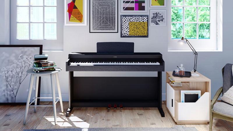پیانو یاماها وای دی پی ۱۶۴
