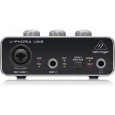 فروش کارت صدا USB Behringer U-PHORIA UM2 2x2