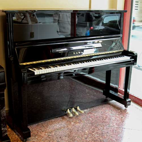 خرید پیانو دست دوم Kawai مدل BL51 آبنوس
