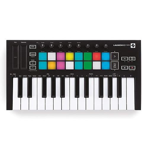 میدی-کنترلر-novation-mini-mk3