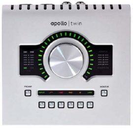 کارت-صدا-یونیورسال-آدیو-apollo