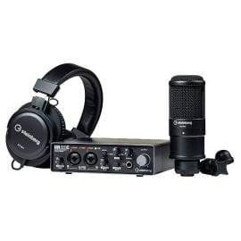 باندل استدیویی Steinberg UR22C Recording Pack