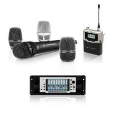 سیستم میکروفون بی سیم Sennheiser Digital 9000