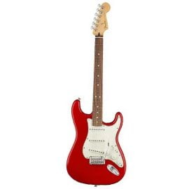 فروش گیتار الکتریک Fender Player Stratocaster Sonic Red PF
