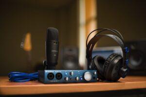 بررسی-پکیج-presonus-audiobox-itwo
