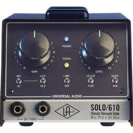 خرید پری امپ Universal Audio SOLO/610