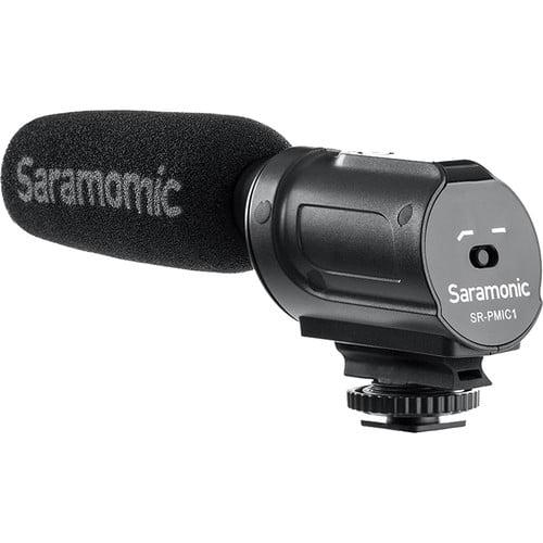 قیمت-میکروفون-دوربین-saramonic-pmic1