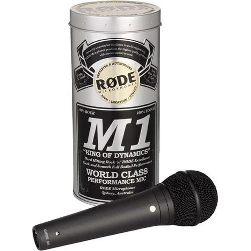 بررسی-میکروفون-rode-m1