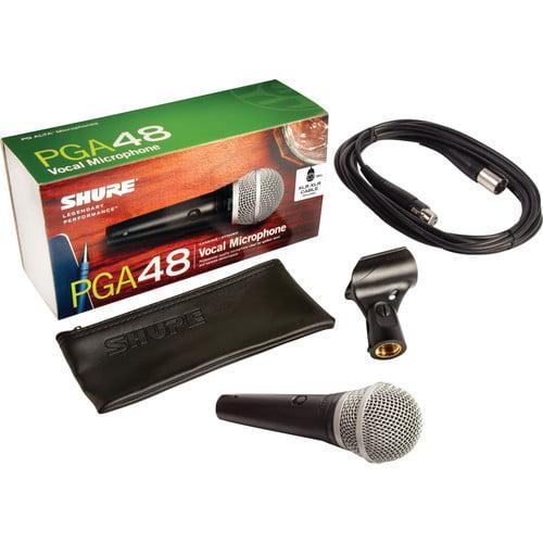 بررسی-میکروفون-shure-pga48