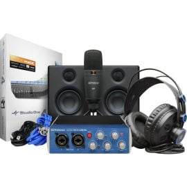 خرید پک استودیویی PreSonus AudioBox Studio Ultimate Bundle