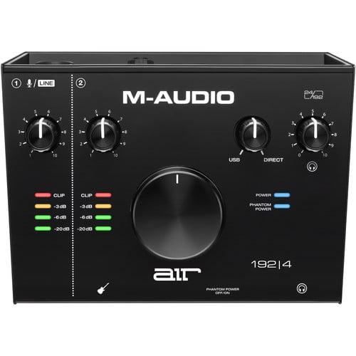 فروش کارت صدا M-Audio AIR 192X4